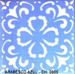 Arabesco Azul